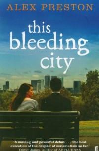 This Bleeding City - okładka książki
