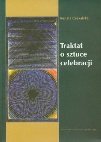 Traktat o sztuce celebracji - okładka książki