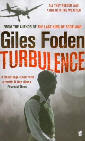 Turbulence - okładka książki