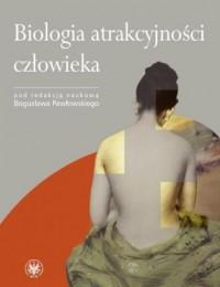 Biologia atrakcyjności człowieka - okładka książki