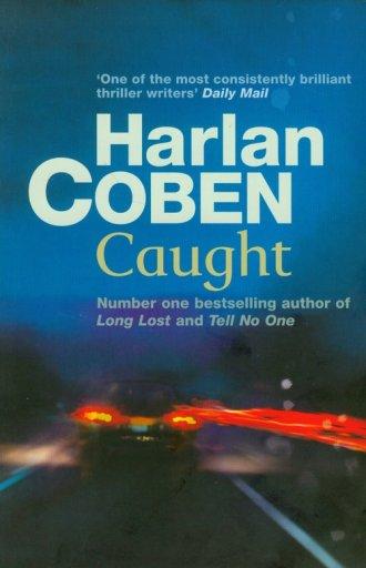 Caught - okładka książki