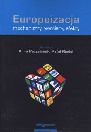 Europeizacja. Mechanizm wymiary - okładka książki