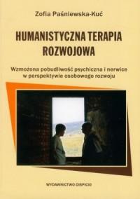 Humanistyczna terapia rozwojowa. - okładka książki