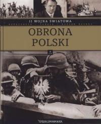 II Wojna Światowa. Tom 2. Obrona Polski - okładka książki
