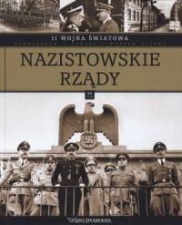 II Wojna Światowa. Tom 20. Nazistowskie rządy - okładka książki