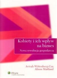 Kobiety i ich wpływ na biznes - okładka książki