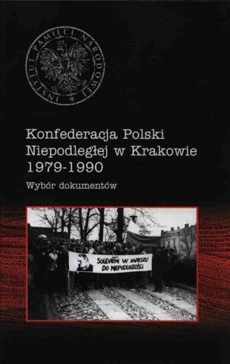 Konfederacja Polski Niepodległej - okładka książki