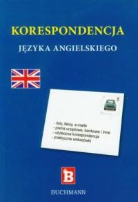 Korespondencja języka angielskiego - okładka podręcznika