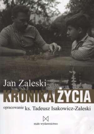 Kronika Życia - okładka książki