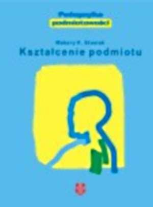 Kształcenie podmiotu - okładka książki