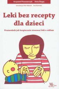 Leki bez recepty dla dzieci - okładka książki