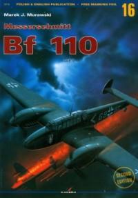 Messerschmitt Bf 110 vol. I - okładka książki