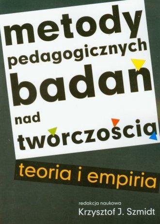 Metody pedagogicznych badań nad - okładka książki