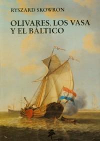 Olivares los Vasa y el Baltico - okładka książki