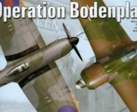 Operation Bodenplatte - okładka książki
