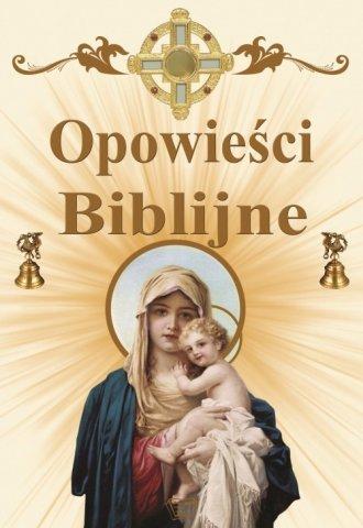 Opowieści biblijne - okładka książki