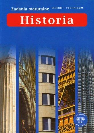 Podróże w czasie. Historia. Zadania - okładka podręcznika