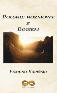 Polskie rozmowy z Bogiem - okładka książki