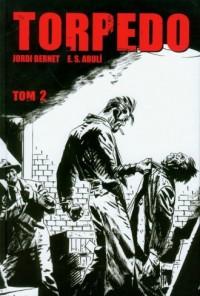 Torpedo. Tom 2 - okładka książki