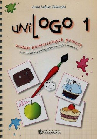 uniLOGO 1. Zestaw uniwersalnych - okładka książki