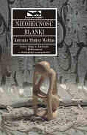 Nieobecność Blanki - okładka książki