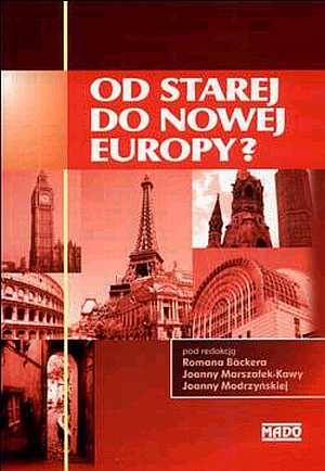 Od starej do nowej Europy? Kierunki - okładka książki