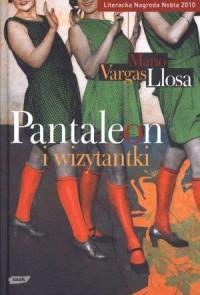 Pantaleon i wizytantki - okładka książki