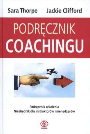 Podręcznik coachingu - okładka książki