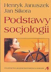 Podstawy socjologii - okładka książki