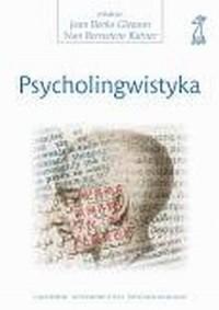 Psycholingwistyka - okładka książki