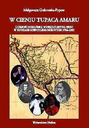 W cieniu Tupaca Amaru. Ludność - okładka książki