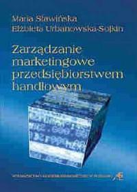 Zarządzanie marketingowe przedsiębiorstwem - okładka książki