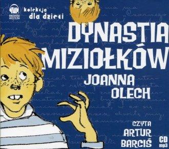 Dynastia Miziołków (CD mp3) - pudełko audiobooku