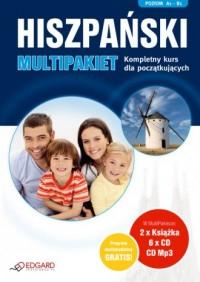 Hiszpański Multipakiet (podręcznik - pudełko audiobooku