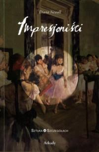 Impresjoniści - okładka książki