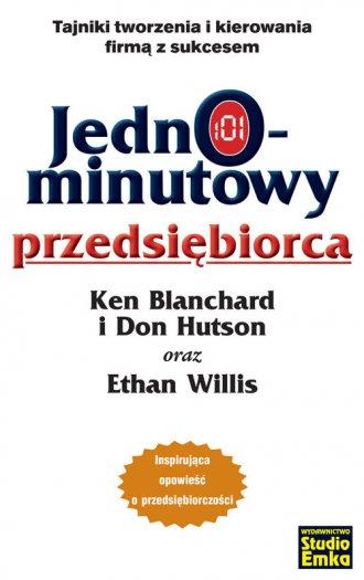 Jednominutowy przedsiębiorca - okładka książki
