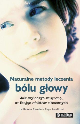 Naturalne metody leczenia bólu - okładka książki