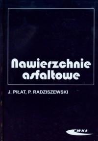 Nawierzchnie asfaltowe - okładka książki