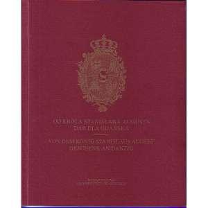 Od króla Stanisława Augusta dar - okładka książki
