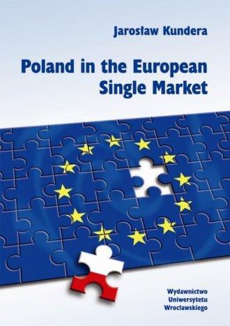 Poland in the European Single Market - okładka książki