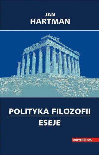 Polityka filozofii. Eseje - okładka książki