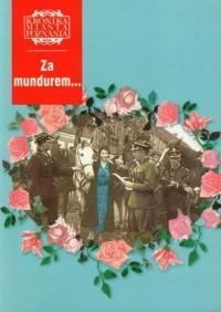 okładka książki - Za mundurem. Kronika Miasta Poznania