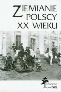 Ziemianie polscy XX w. Słownik - okładka książki