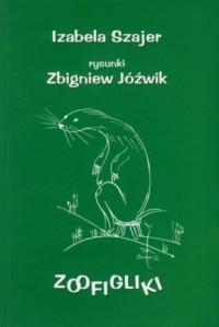 Zoofigliki - okładka książki