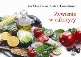 Żywienie w cukrzycy - okładka książki