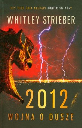 2012. Wojna o duszę - okładka książki