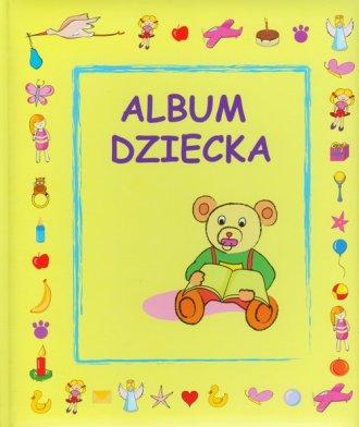 Album dziecka - zdjęcie zabawki, gry