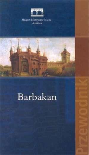 Barbakan - okładka książki