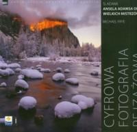 Cyfrowa fotografia pejzażowa - okładka książki