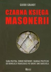 Czarna księga masonerii - okładka książki